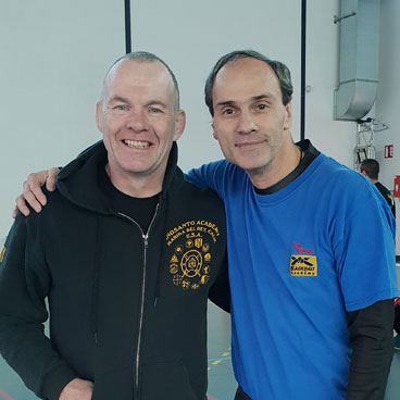 david delannoy et rick young jeet kune do