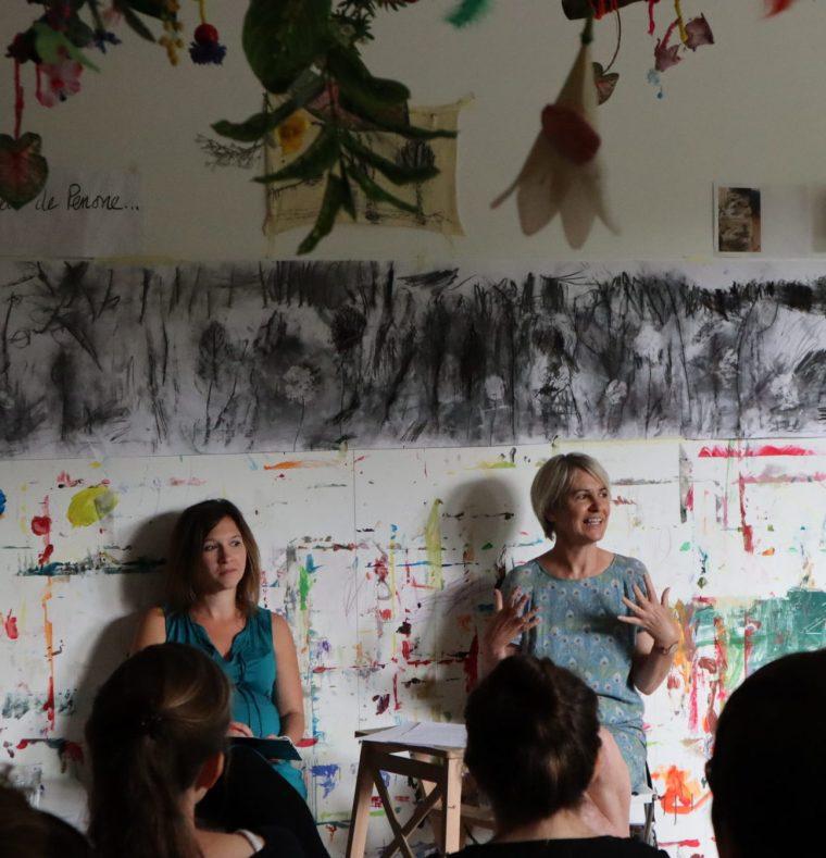 Clare et Elizabeth - lecoline - Reggio Emilia