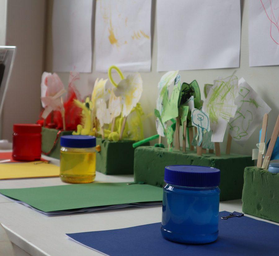 Espace Preschools - Projet émotions - Ecoline - Reggio Emilia