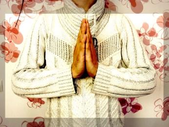 Gassho Meiso (méditation deux mains jointes)