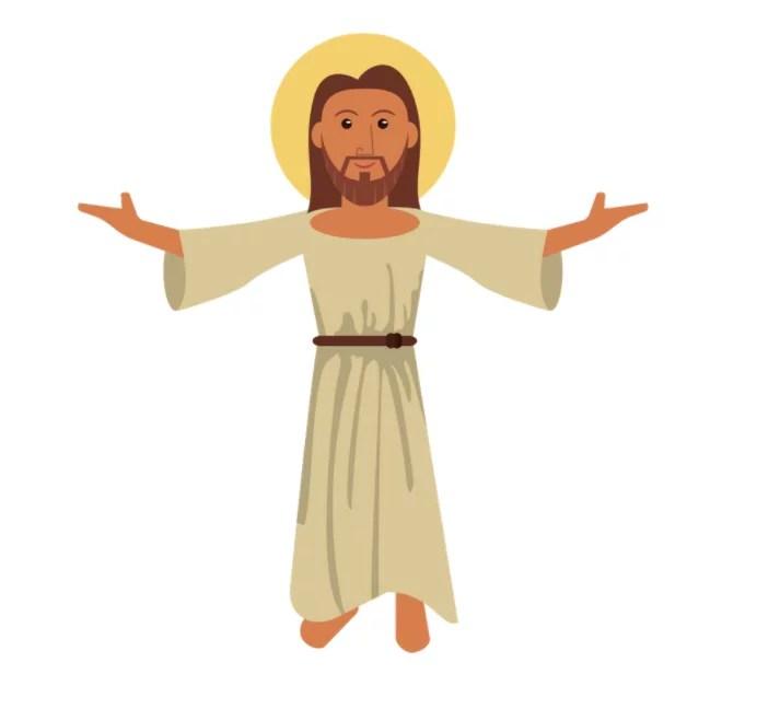Illustration de Jésus