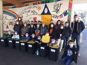 St Jo Elven, les élèves se mobilisent pour la planète