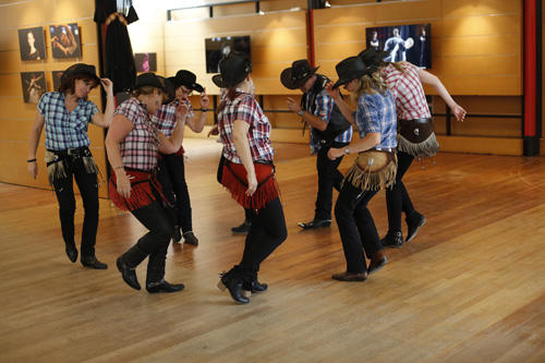 Danse country - Le chesnay