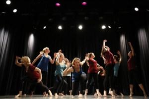 Danse contemporaine - Le Chesnay