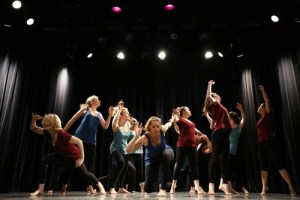 Danse contemporaine - Le Chesnay