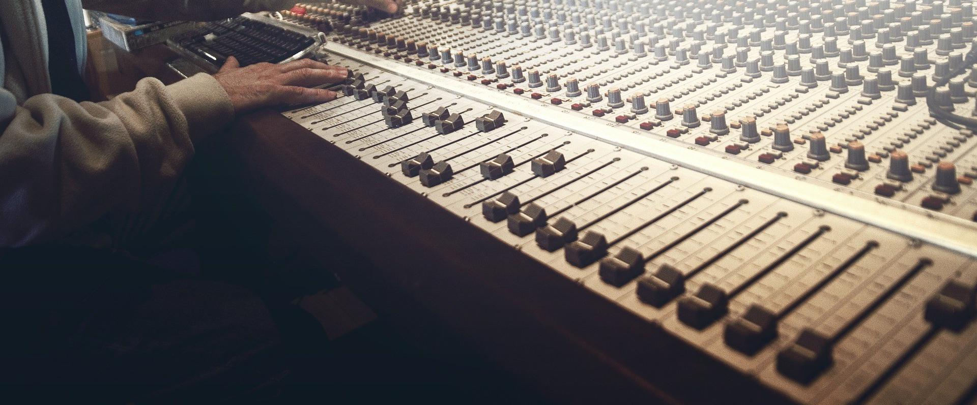 Le démo de musique