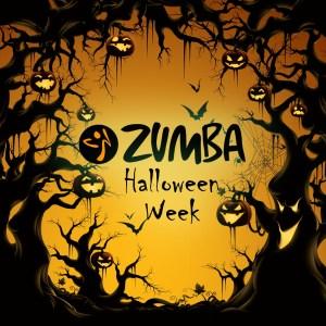 Stage Zumba Halloween