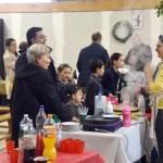 Le stand crêpe du marché de Noël 2018 de l'école Notre Dame de l'Espérance