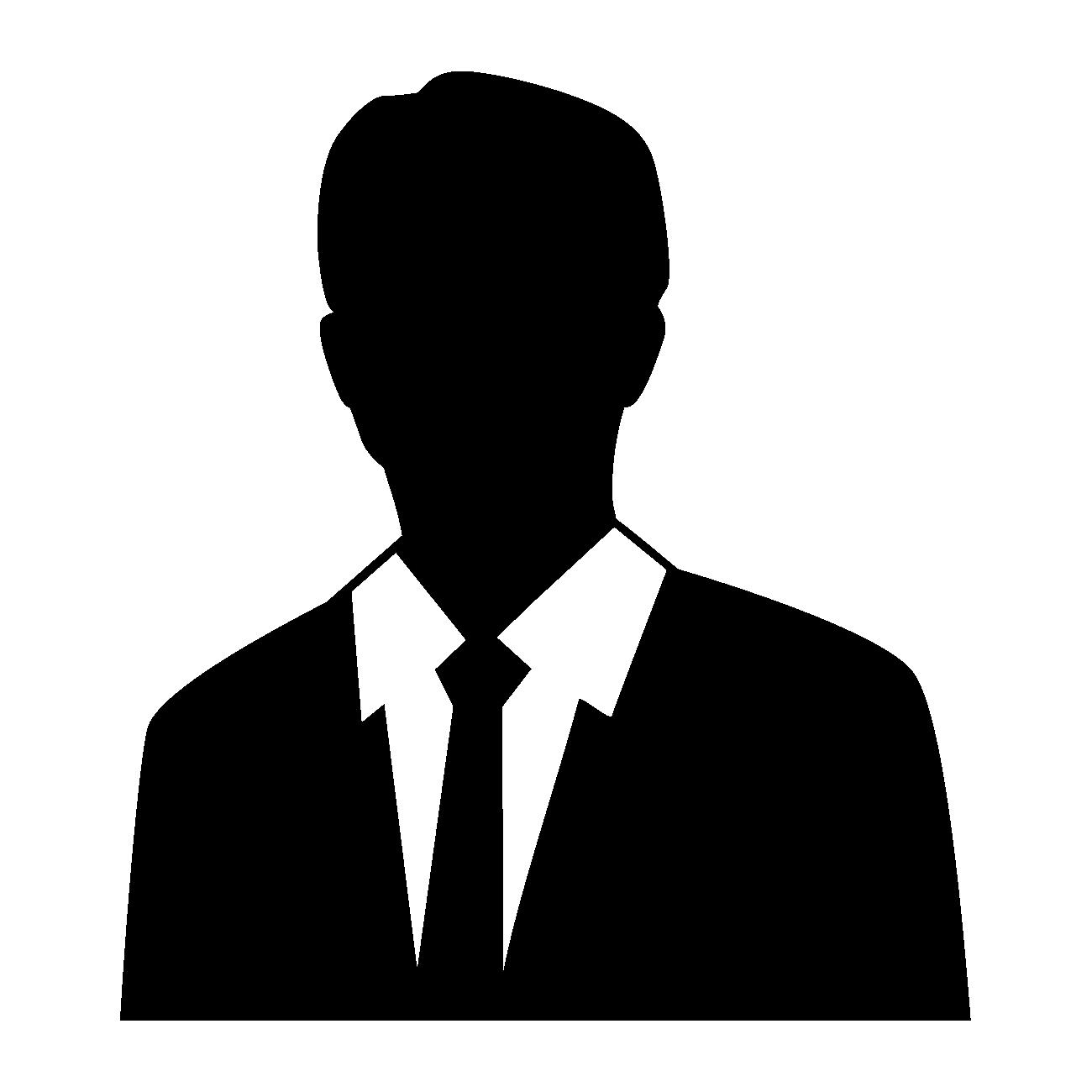 Avatar représentant un homme en cravate