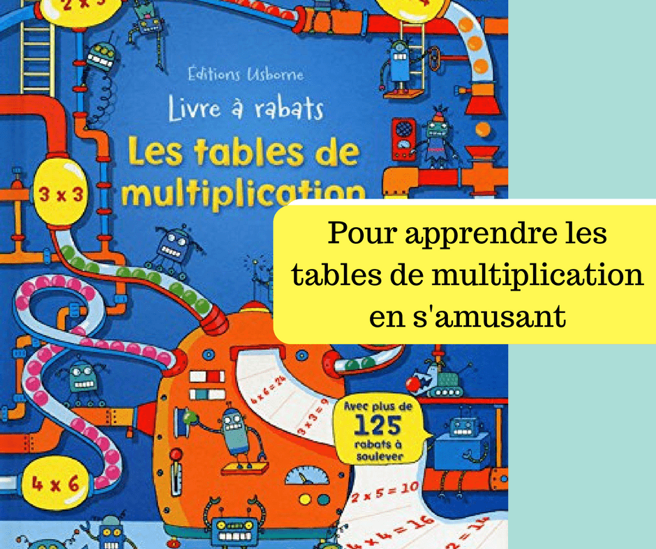 Multiplication jeux pour apprendre les tables de for Multiplication en jouant