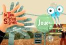 Le jeu des signes : un jeu gratuit pour initier les enfants à la langue des signes