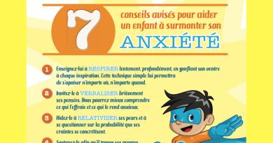 7 conseils avisés pour aider les enfants à surmonter leur anxiété (PDF gratuit)