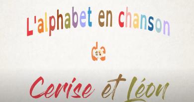 Une comptine pour apprendre l'alphabet !
