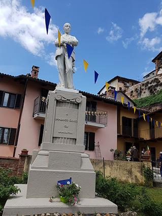 Pèlerinage sur les pas de Saint Dominique Savio
