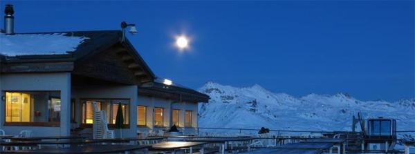 Soirée pleine lune au Crêt, 23 février!