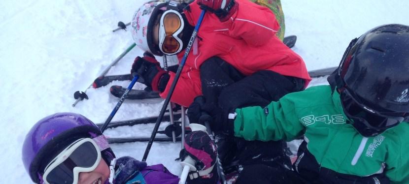 Vive la neige et le ski!!!