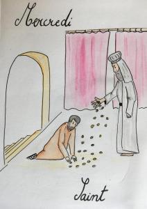 Mercredi Saint