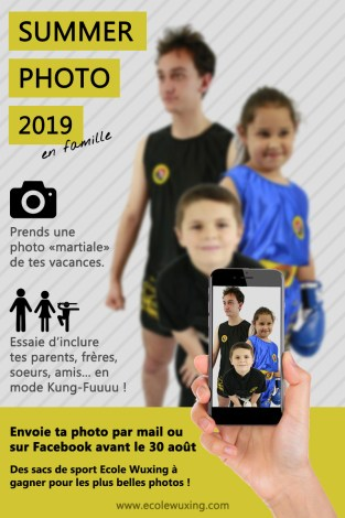 Concours summer photo 2019