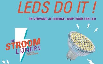 De Stroomlijners: LED-actie op 24 september in Limburg