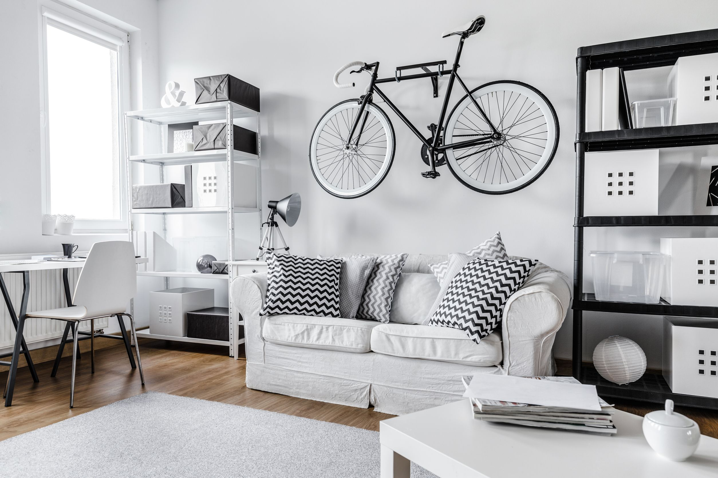 Small Space, Big Style: 7 Ways To Maximize Space In A