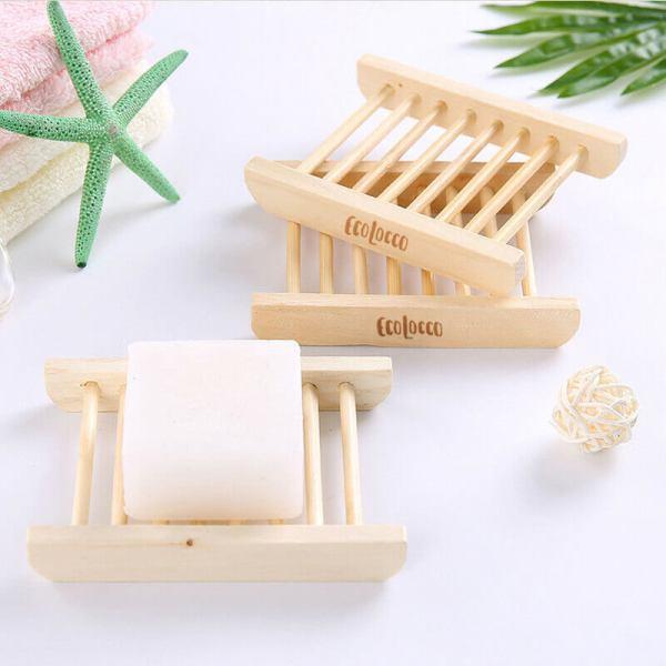 Bambusový držiak na mydlo