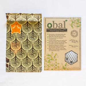 Voskové vrecko –šitý včelí obal