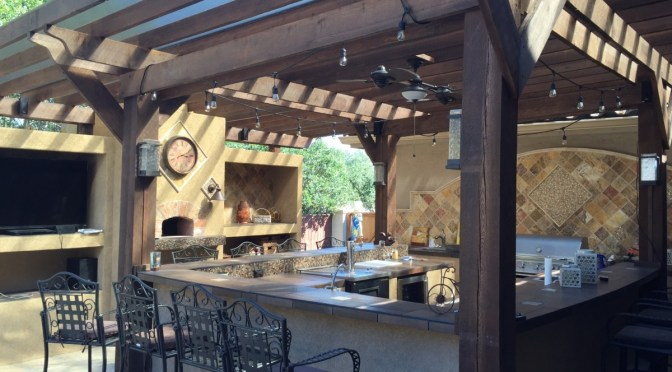 image: outdoor kitchens