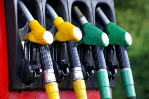 Types de carburants : diesel, SP95, GPL