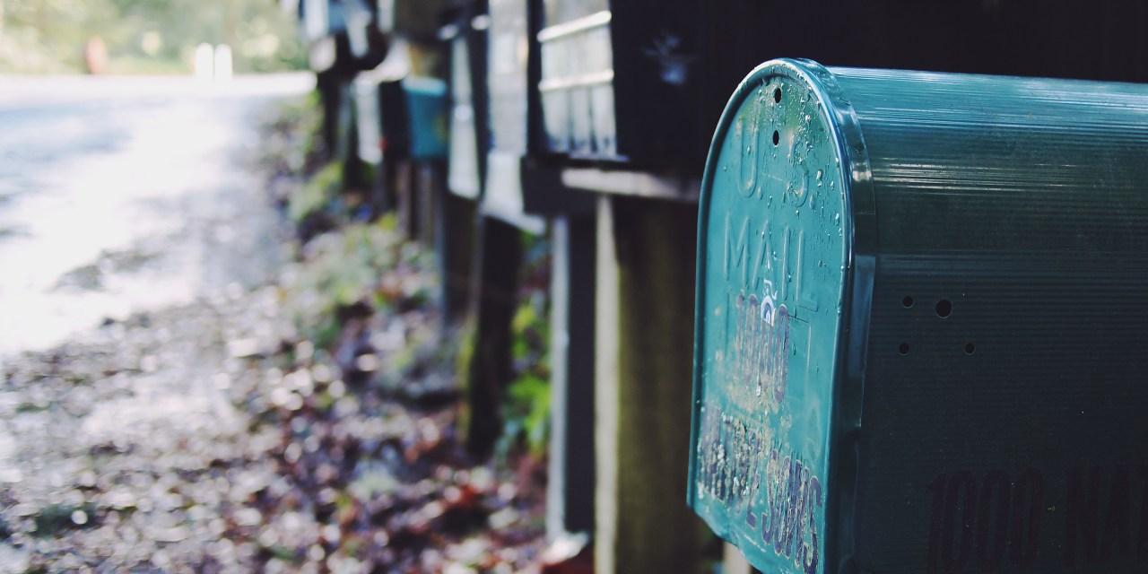 2 tips om je brievenbus afvalvrij te houden