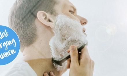 Checklist voor verzorgde mannen