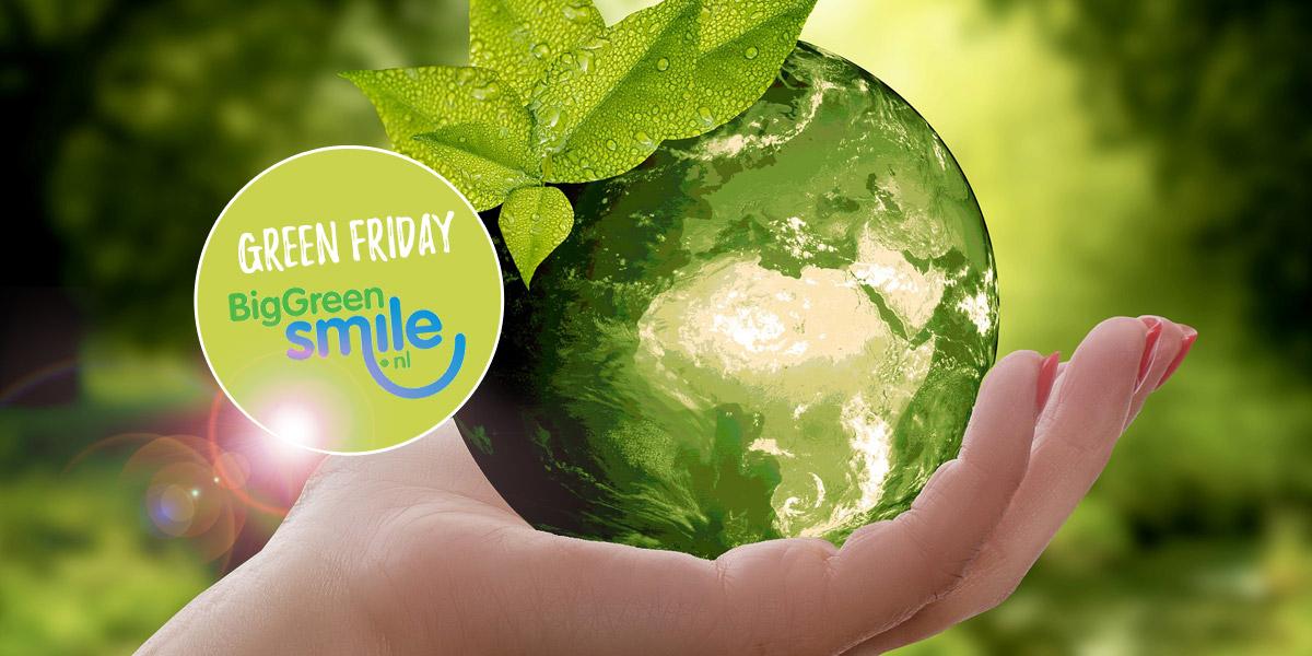 Green Friday bij Big green smile