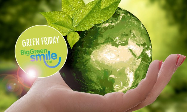 Green Friday bij Big green smile