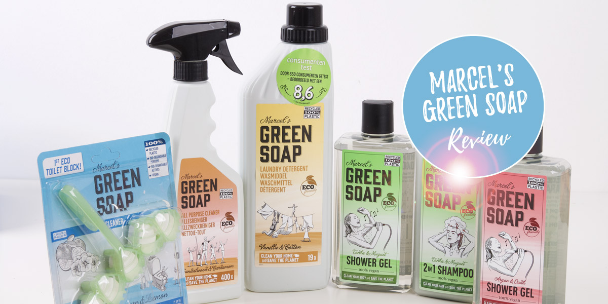 Marcel's green soap review