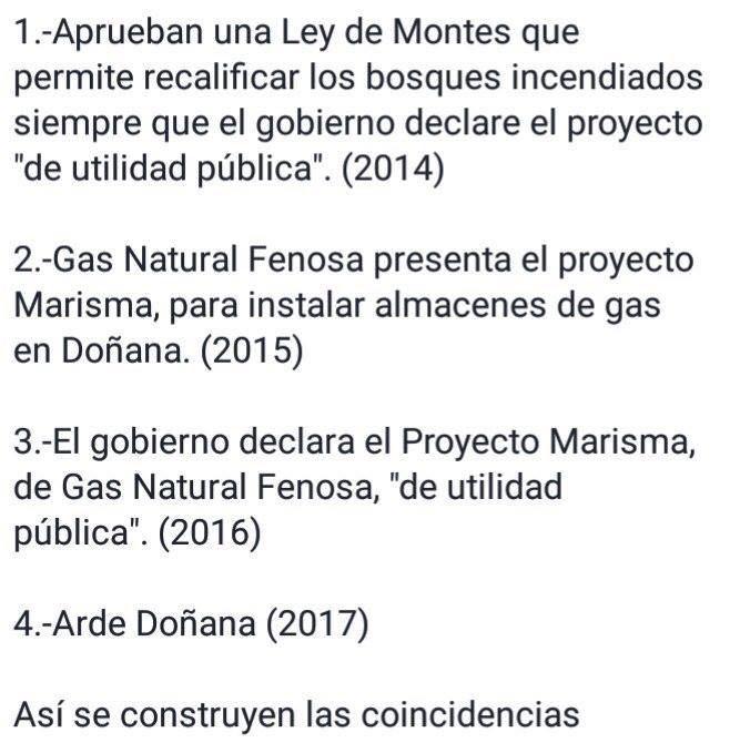 El fuego arrasa Doñana