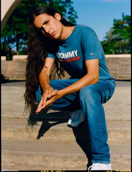 tommy jeans sostenible 2