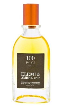 Elemi & Ambre de 100 Bon