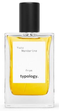 Yuzu Mandarine de Typology.