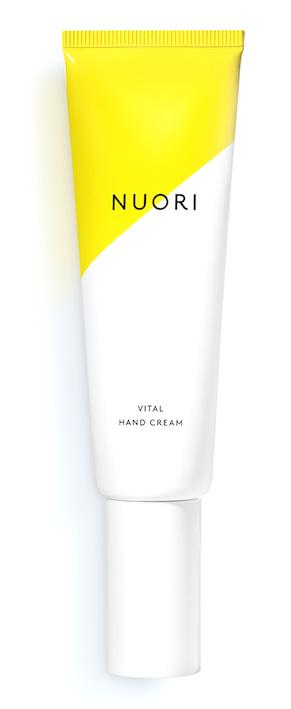 Crema de manos Vital de NUORI