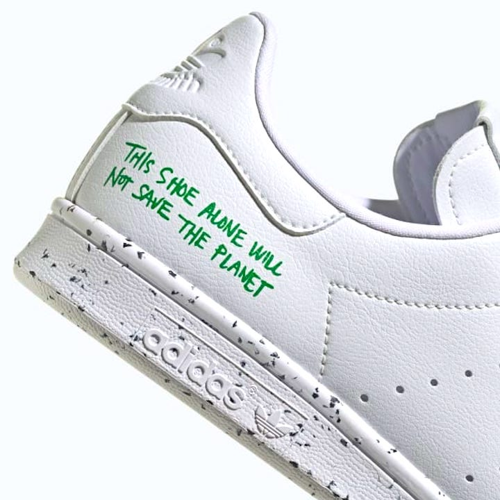 Adidas This Shoe Will Not Save the Planet Collection portada 2