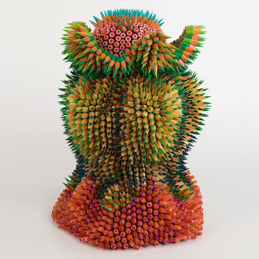 esculturas lapices 11
