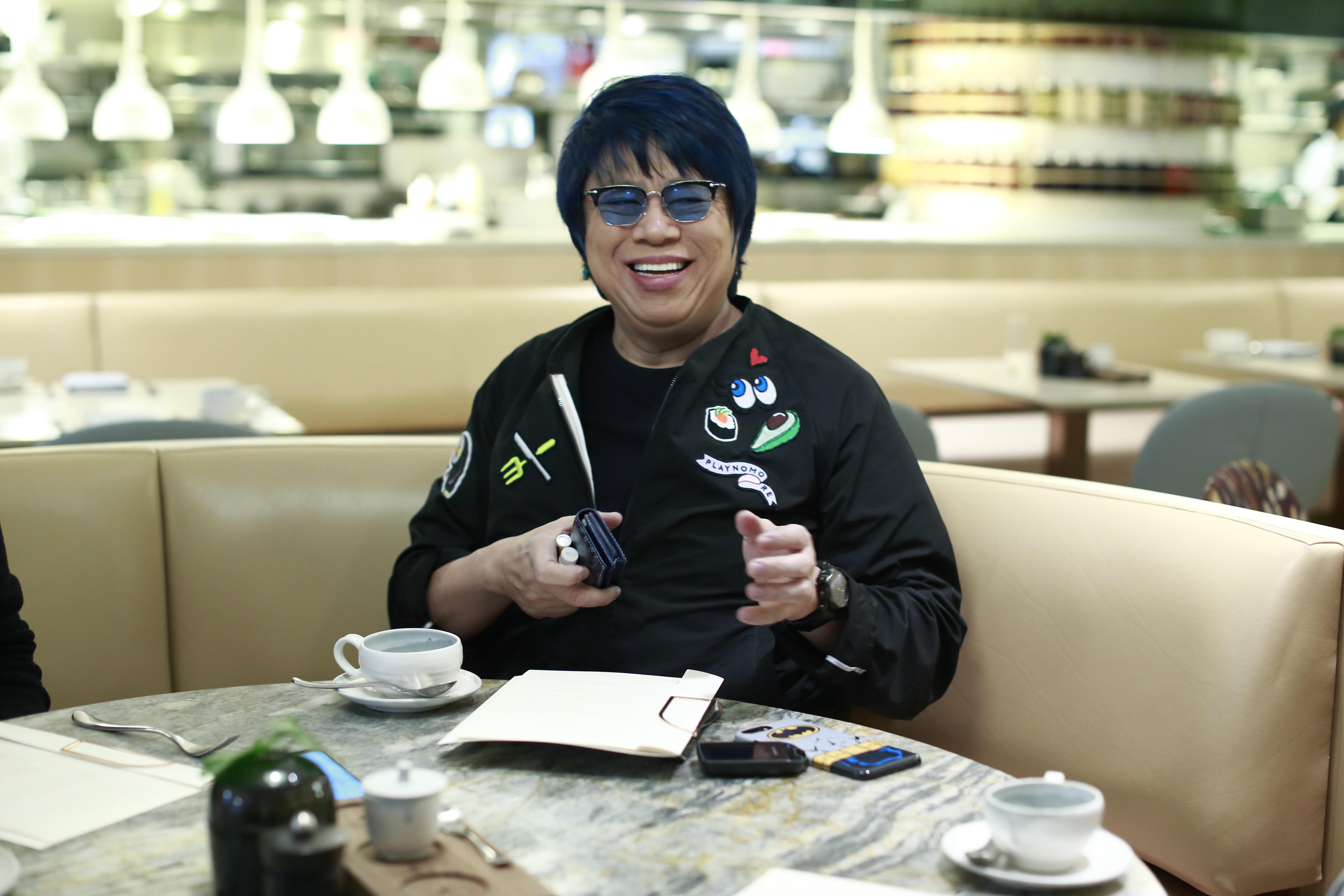 Chef Alvin Leung Talks Diabetes