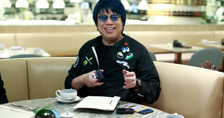 Chef Alvin Leung Talks Diabetes
