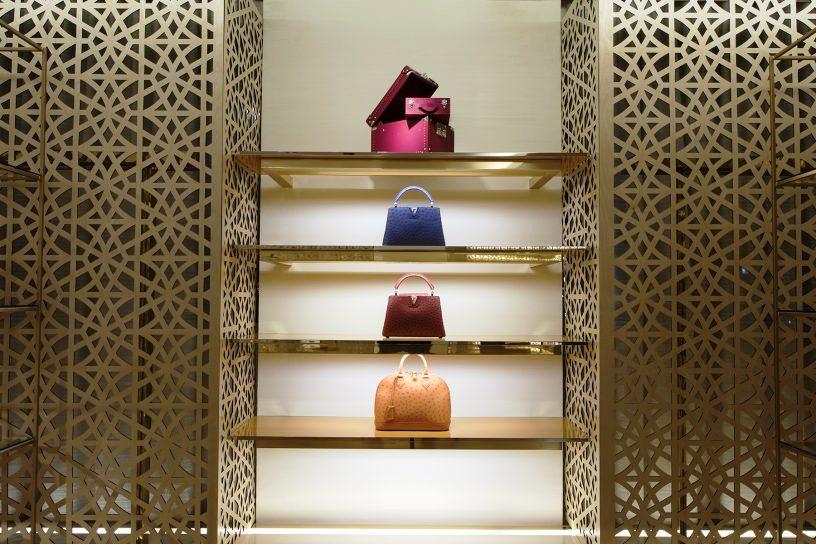 Louis Vuitton: 'Savoir Faire' in the City