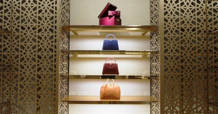Louis Vuitton: 'Savoir Faire' in the City