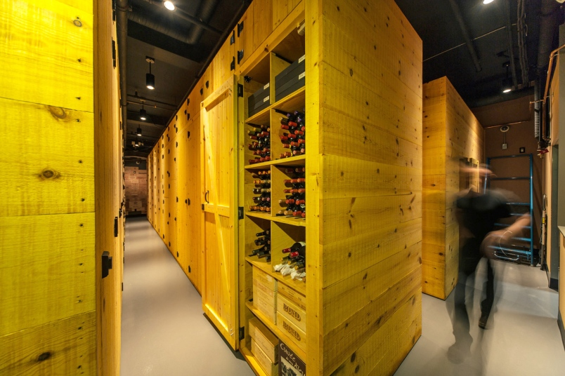 Store Your Prized Vintages at 13C