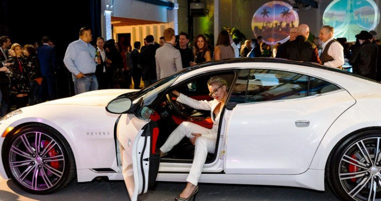 OpenRoad Auto Charged Up Over Karma Vancouver Launch