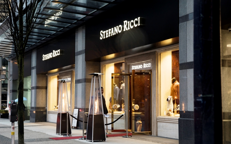 Stefano Ricci Rolls Out the Big Bling at Accessories Launch