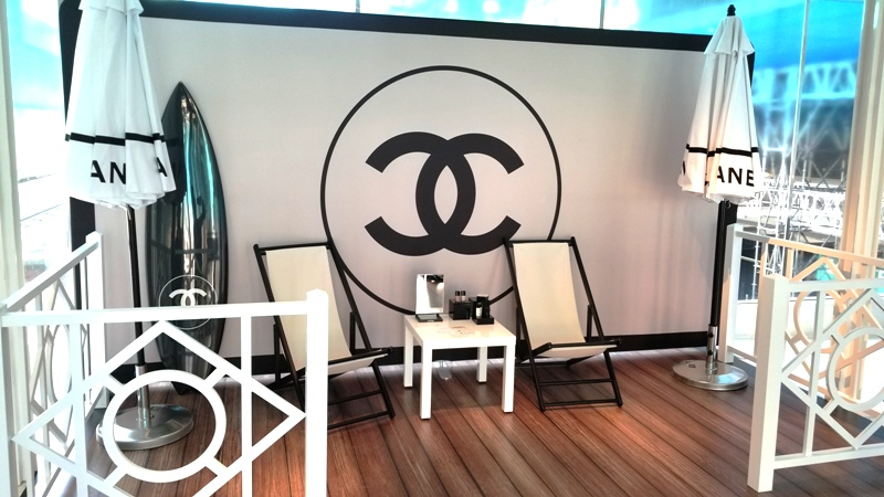 Chanel 'Les Beiges a la Plage' Strolls into Holts