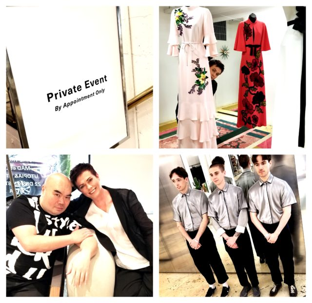 luxury lifestyle, luxury designer, paris fashion week, Andrew Gn, Leisure Center, Trunk Show, Yaletown,