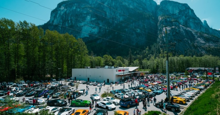 Hublot Diamond Rally Hits the Sea to Sky Highway [PHOTOS]